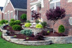 residential landscape dayton oh - Residential Landscape Design Ideas